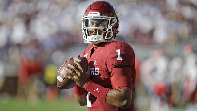 Where does Oklahoma, Texas sit in this week's Big 12 Power Poll?