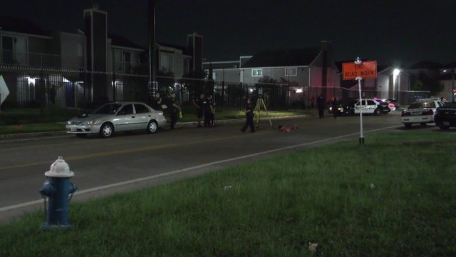 Toddler hit by car after she, her brother wander away from home, police say