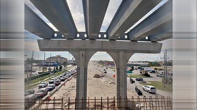 Year-long road closures set for Friday due to FM 1960 bridge construction