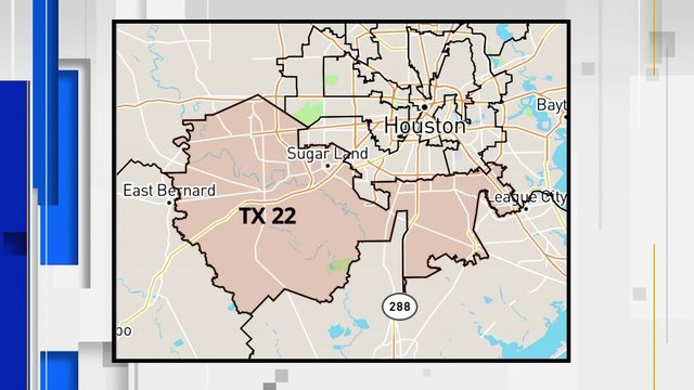 Race for Congressional District 22