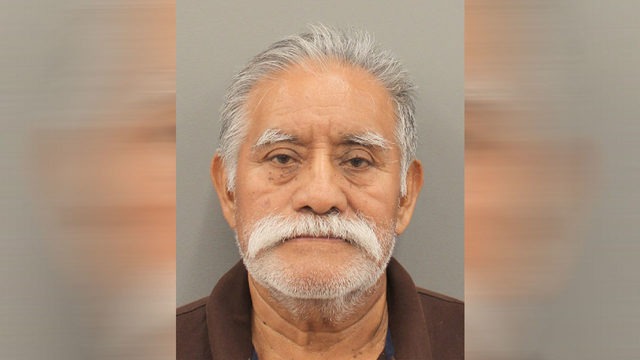 Grandfather accused of killing grandson's father on Labor Day