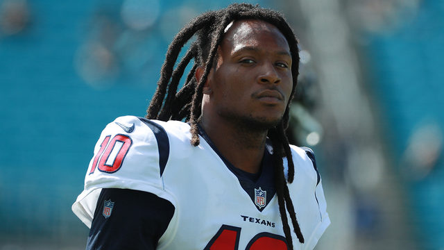 DeAndre Hopkins opens up on style, Kaepernick in GQ interview