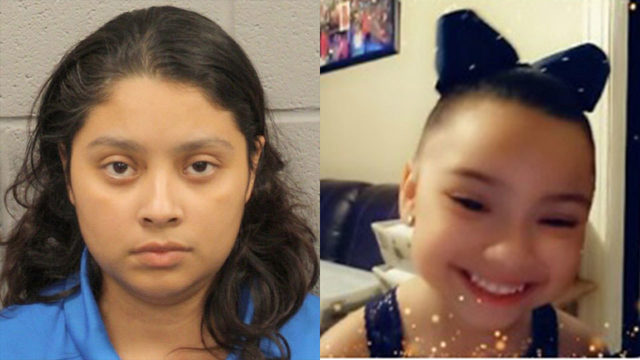 Mother of 5-year-old girl found dead in closet arrested, police say
