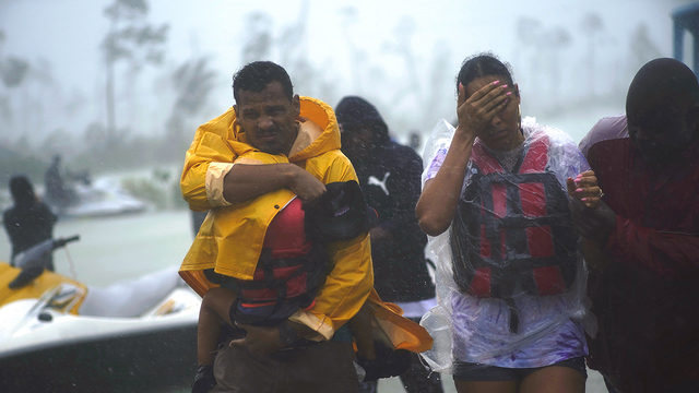 Hurricane Dorian: These are the most devastating videos of storm…