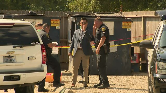 Body found in dumpster at northwest Houston apartment complex