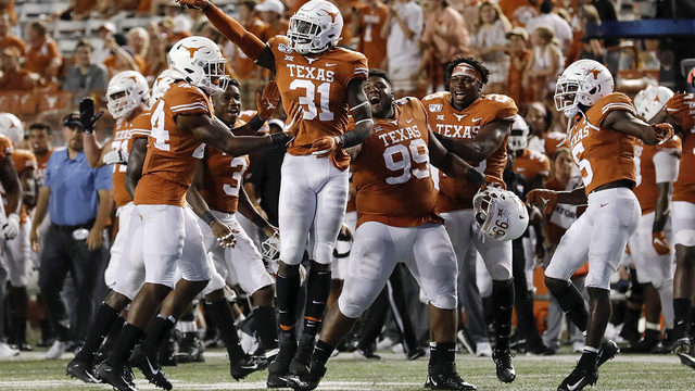 What to watch for when No. 9 Texas takes on No. 6 LSU