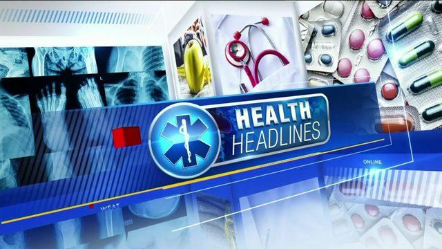 Health headlines for Sept. 4, 2019