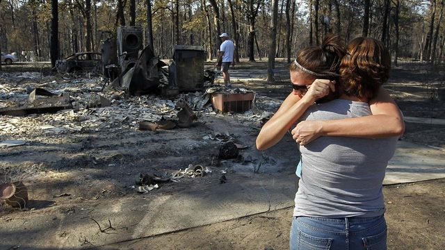 Wednesday marks the anniversary of the worst wildfire Texas has ever seen