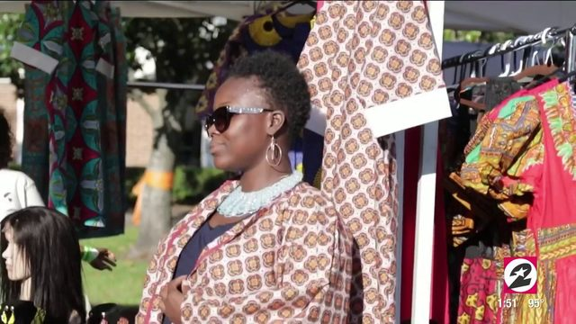 A preview of the Houston Festival where you can experience African…
