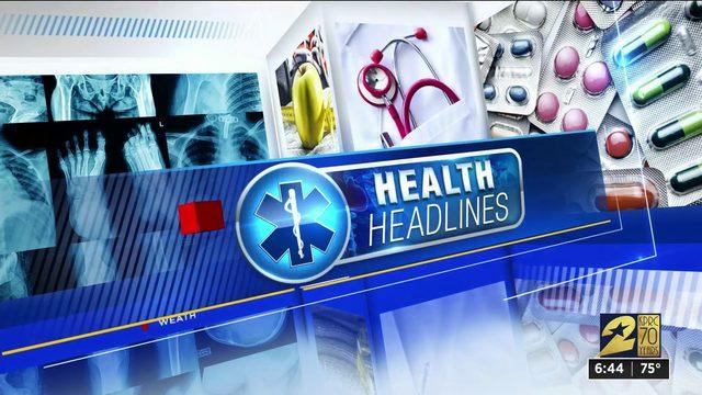Health headlines for Sept. 5. 2019