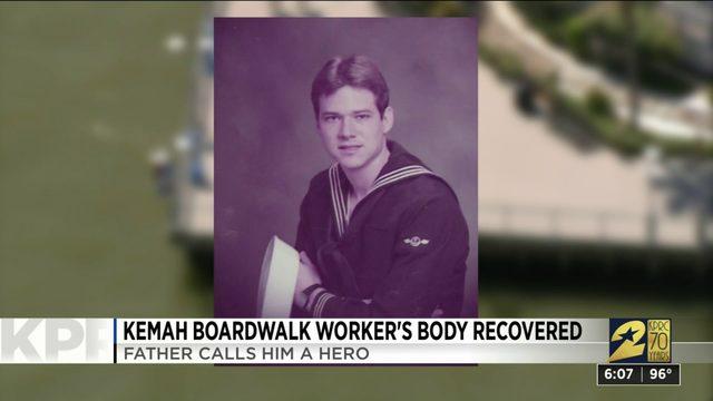 Kemah Boardwalk worker's body recovered