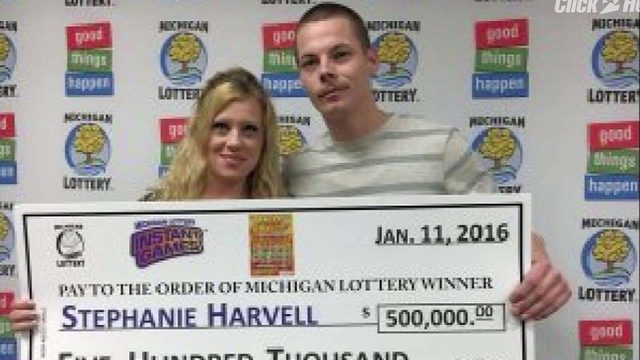 Couple arrested for burglary 3 years after $500K lottery win