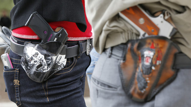 Q&A: How Walmart plans on handling customers who choose to openly carry…