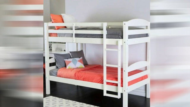 Recall issued for Walker Edison Children's Bunk Beds due to fall, injury hazards