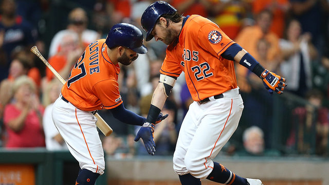 Reddick homers again as Astros beat Mariners 7-4