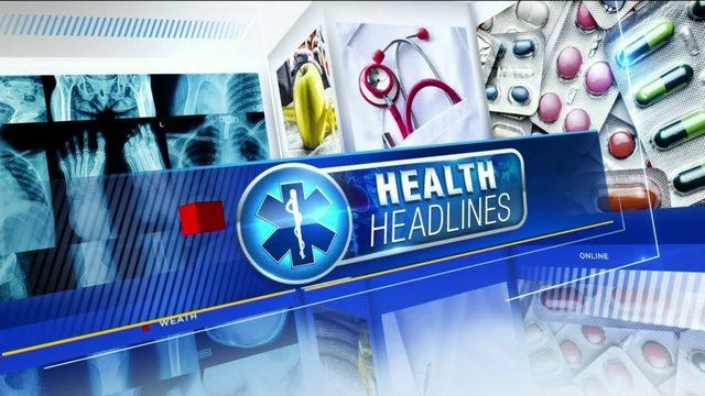 Health headlines for Sept. 6, 2019