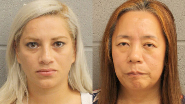 2 women busted during prostitution-related undercover sting at spa