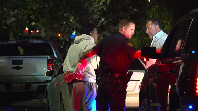 Houston police chief chases down street racer while off the clock, officials say