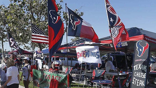 Texans tailgating must-haves: Texans superfans weigh in on what they'd…