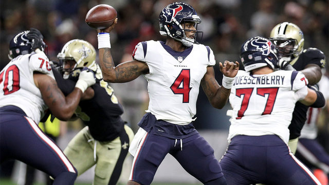 Key X-factors for Texans as they face off against Panthers