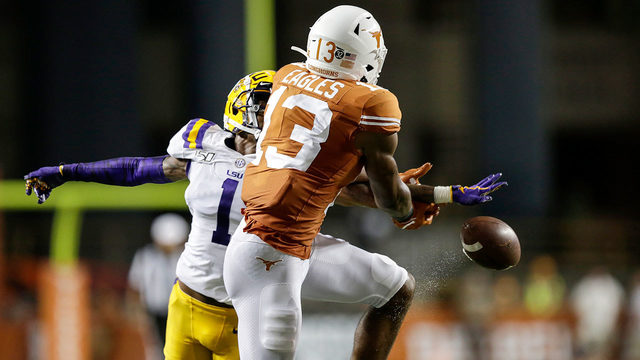 The best and worst from Longhorns' 45-38 loss to LSU