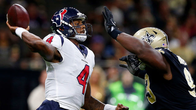 By the numbers: Texans gearing up for regular season opener in New Orleans