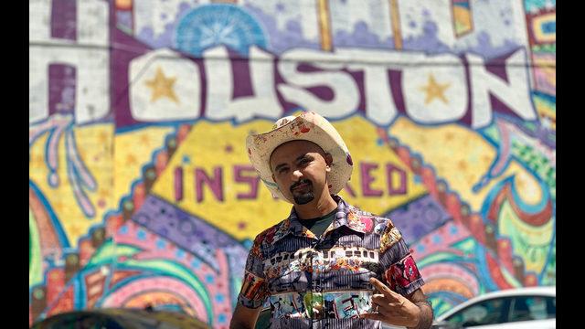 KPRC 2 Celebrates Hispanic Heritage Month with Artist GONZO247