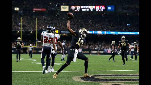 PHOTOS: Texans take on Saints in New Orleans