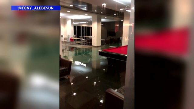 UH dormitory floods after HVAC system malfunction