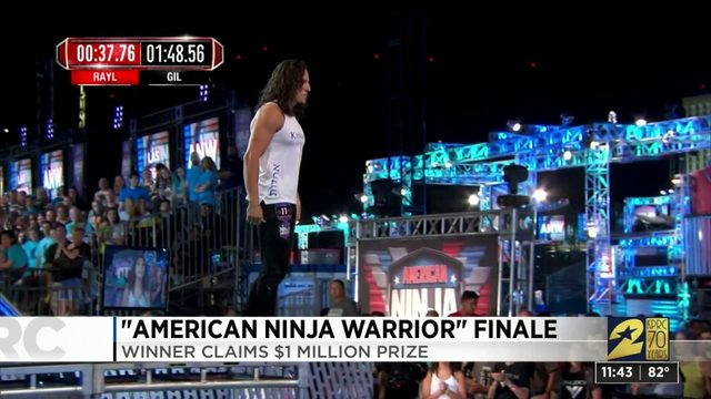 'American Ninja Warrior' finalist Daniel Gil stops by the KPRC 2 studio
