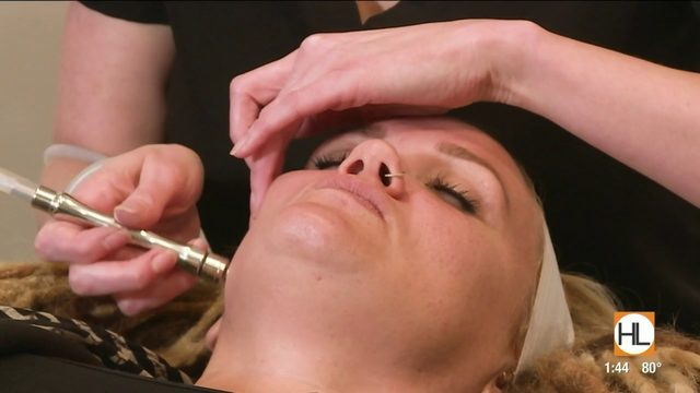 Cosmetic spa in Downton Houston offers options to slow the aging process