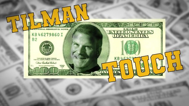Billionaire businessman Tilman Fertitta shares secrets to his success