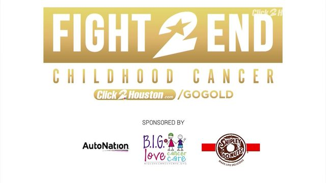 Fight 2 End Childhood Cancer