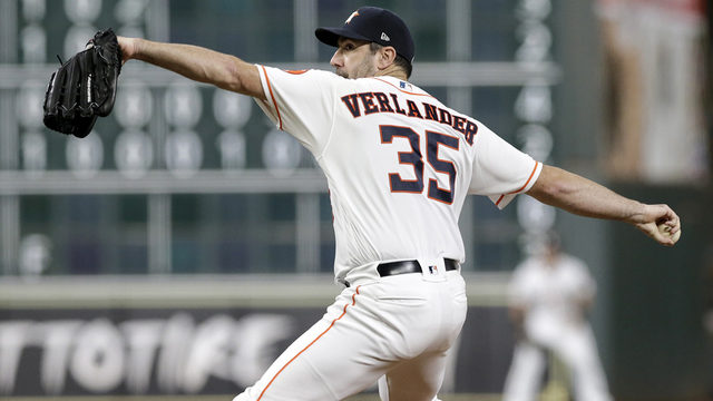 Astros could clinch division title as early as Friday night