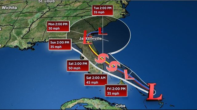 What you should know about tropical system headed for Gulf