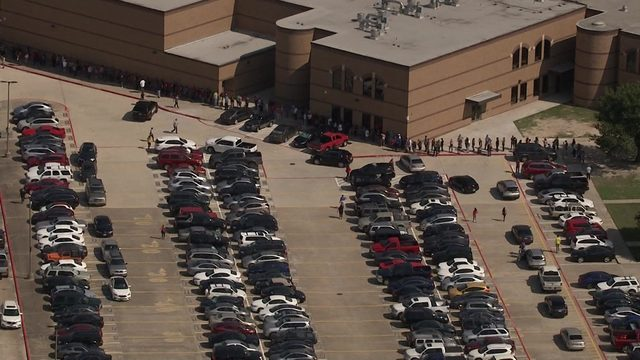 LIVESTREAM: Officials provide update on situation at Langham Creek High School