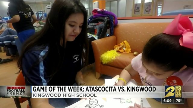 Friday Football Frenzy: Kingwood v Atascocita