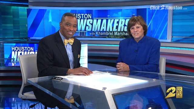 Newsmakers EXTRA Sue Lovell