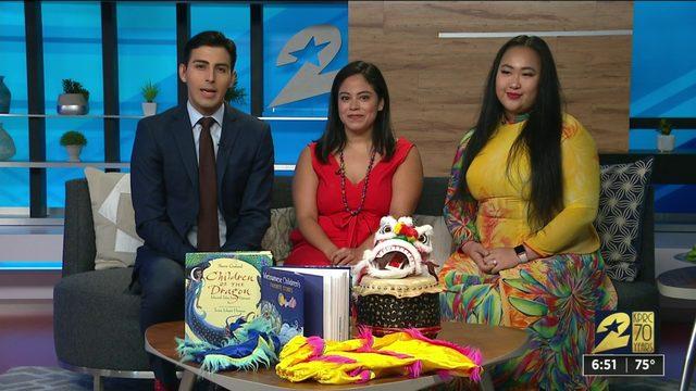 Children's Museum of Houston hosts Mid-Autumn Festival, Fiestas Patrias