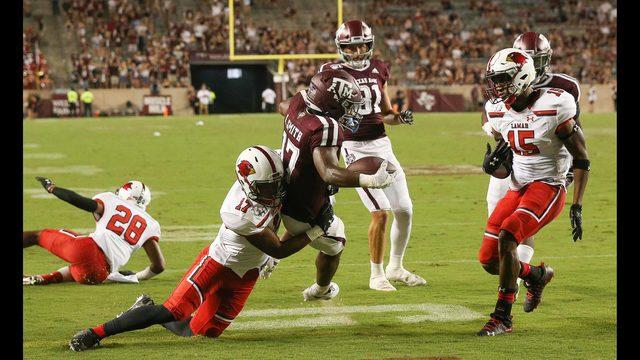 PHOTOS: Texas A&M vs. Lamar