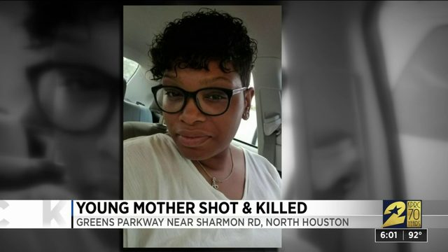 Young Mother Shot and Killed