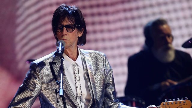 Police: Rock star Ric Ocasek found dead in NYC apartment