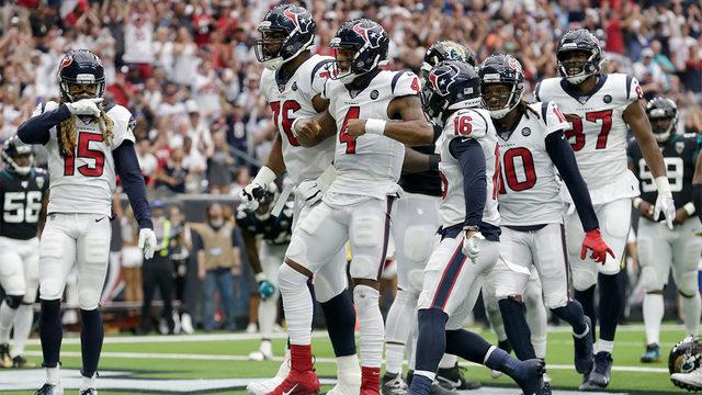 LIVE BLOG: Houston Texans vs. Carolina Panthers