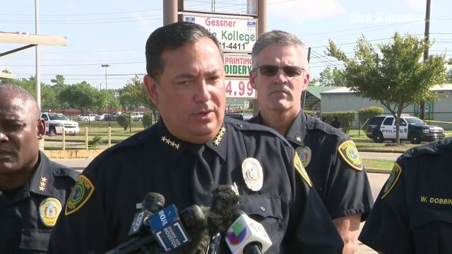 Police provide update on southwest Houston officer-involved shooting
