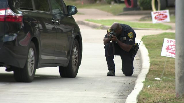 Man hit, killed by vehicle in west Houston