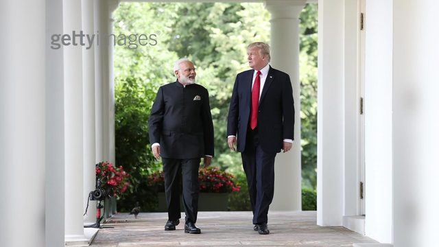 Trump to attend Houston rally with Prime Minister Narendra Modi of India
