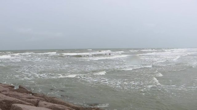 Galveston COunty prepares for heavy rain