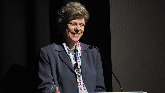 Political journalist Cokie Roberts dies at 75