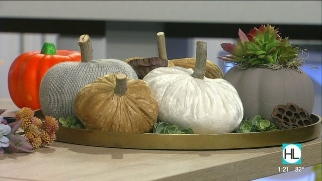 4 simple and inexpensive fall DIY crafts | HOUSTON LIFE |  KPRC 2