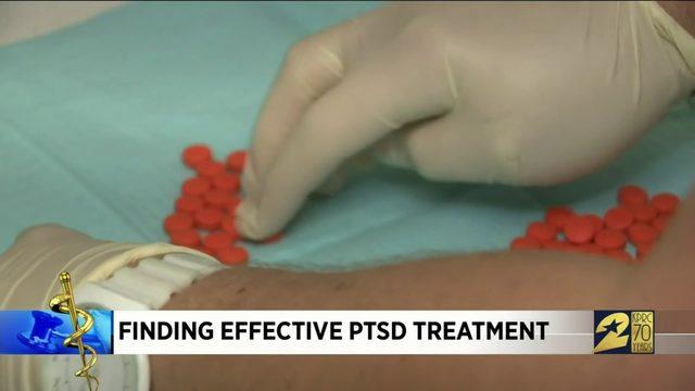 Finding effective PTSD treatment